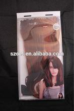 hair extension packaging, packaging for weave hair packaging