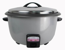 Grey housing Rice Cookers with Big Drum shape CE CB DGCCRF certificates