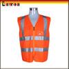 Fashion designer workwear reflective fishing vests for men