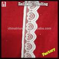 売れ筋ストレッチ刺繍最高品質の女性がバルクブライダル衣服のレーストリム