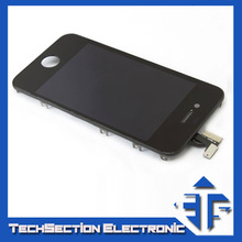 cell phone part for iphone 4 lcd, replacements assembly for iphone lcd