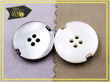 4 hole of combined button with special claw design for big button