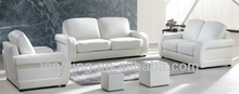 LK-87 high class country style leather sofa sale