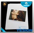 De inyección de tinta en bruto papel fotográfico satinado ( RC base ) 260gsm, A prueba de agua A4 y rollo formato tamaño fotografía impresión de papel