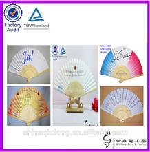 vietnam hand fans bulk beautiful silk bamboo fan handicraft