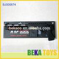 Crianças brinquedo de plástico brinquedo força militar brinquedo de plástico laser tag gun led arma de brinquedo réplica