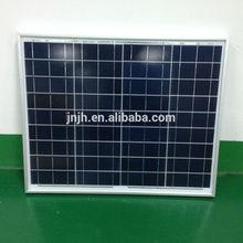 Poly household 50w 36 series mini solar panel