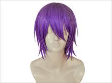 cospaly wig wig purple ombre hair wig