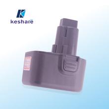 Dewalt power tool battery for Ni-CD/NI-MH 12V 2.0ah replacement Dewalt DE9074 DC9071 152250-27, 397745-01