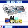 DGJ-ll Semi Automatic Self-suction E-Liquid Filling Machine