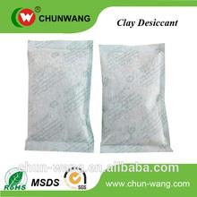 Hot selling Chunwang brand desiccant clay bulk