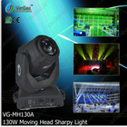 VANGAA VG-MH130A 132w 2r moving head beam stage light mixer