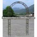 Jardín de metal del arco arco de la boda( fabricante)