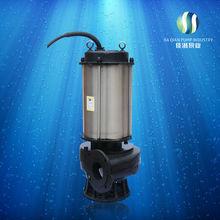 AC Electric Sewage Pump Bombas de agua sumergibles de poso