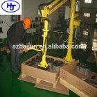Industrial pneuatic robot arm