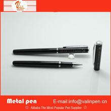 roller tip pen/attractive banner pen / promotional office supplies