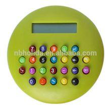 Round calculator, fancy calculator/ HLD-602