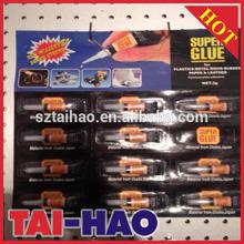 Brand new super glue fabric heat resistant glue Cyanoacrylate Adhesive for wood, rubber,plastic,metal adhesive