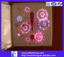 Card Fiber Module, Illuminated Greeting Card, Optical Fibre for Greeting Card