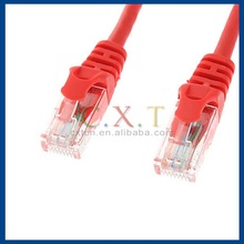 Cat 5e Male to Male Network Cable Red(3M) (m) 0.5