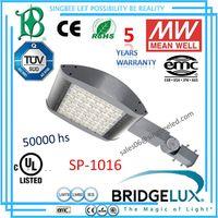 UL DLC IP66 led street light shell SP-1016, MC Monaco