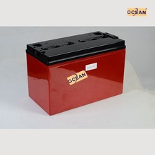 MSDS gel battery 12v 120ah for solar system