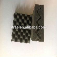 Anti-Static Foam pink wave sponge sound absorbing accoustic cushioning egg crate foam