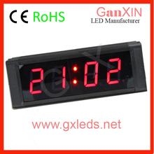 Bright hot sale aliexpress remote control red small reloj led