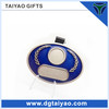 high-end club brand golf bag tag for promotion gift