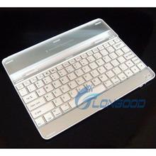 3 in 1 Aluminum Wireless Bluetooth Keyboard for iPad 2