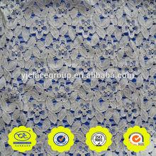 100% nylon transparent industrial polyamide stretch mesh dentelle lace fabric