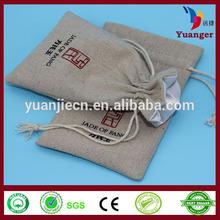 Good Design Mini Favor Eco Friendly Jute Bag for Ring