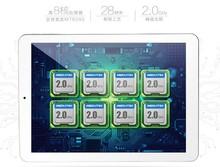 """Cube Talk 9X U65gt Tablet PC MTK8392 Octa Core 9.7"""" 2048x1536 Android 4.4 Dual Cam 16GB ROM 3G WCDMA GPS Cube 9x"""
