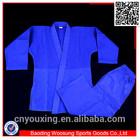 Blue kimono Jiu Jitsu gi judo gi,judo uniform