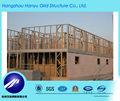 A alta qualidade de dois- andares estrutura de aço casa