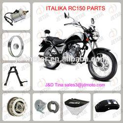 Refacciones para Motocicleta ITALIKA RC150