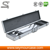 Transmitter And Receiver Aluminum Case For 450 Helicopter Aluminum Instrument Carrying Case