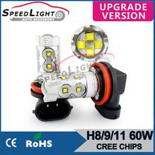 Speedlight Company New Arrival 60W Auto Light High Power LED Bulb