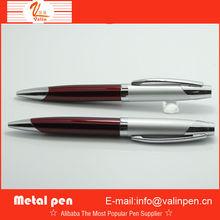 Wholesale unique gift pen engraved ballpiont pen