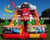 large inflatable kids slide, outdoor kids slide for sale