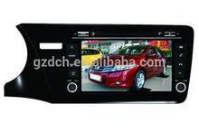car dvd player for HONDA CITY 2014- WS-9504