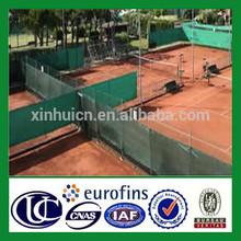 Plastic 100% Virgin new hdpe high quality basketball tennis court fence netting