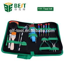 BEST-111 Precsion Multi-purpose repair tool kit for mobile phone laptop computer