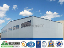 Prefabricated Storage Building Light Steel Structure Warehouse