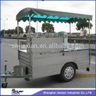 2014 Shanghai AutumnJX- HS200D Deft Street Mobile Stainless steel meat cart
