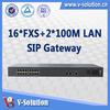 16FXS VoIP Access Gateway, 16FXS ports FXS VoIP Gateway