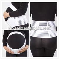 Pregnancy Support Abdominal Binder Maternity elastic back support belt