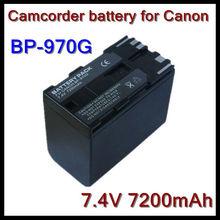 For Canon camera power travel battery pack BP-970G