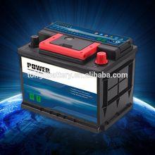 din standard din66mf automotive maintenance free battery 12v 66ah 56638mf