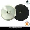 "5"" 125mm flexible Rigid Aluminum polishing pads backed holder"